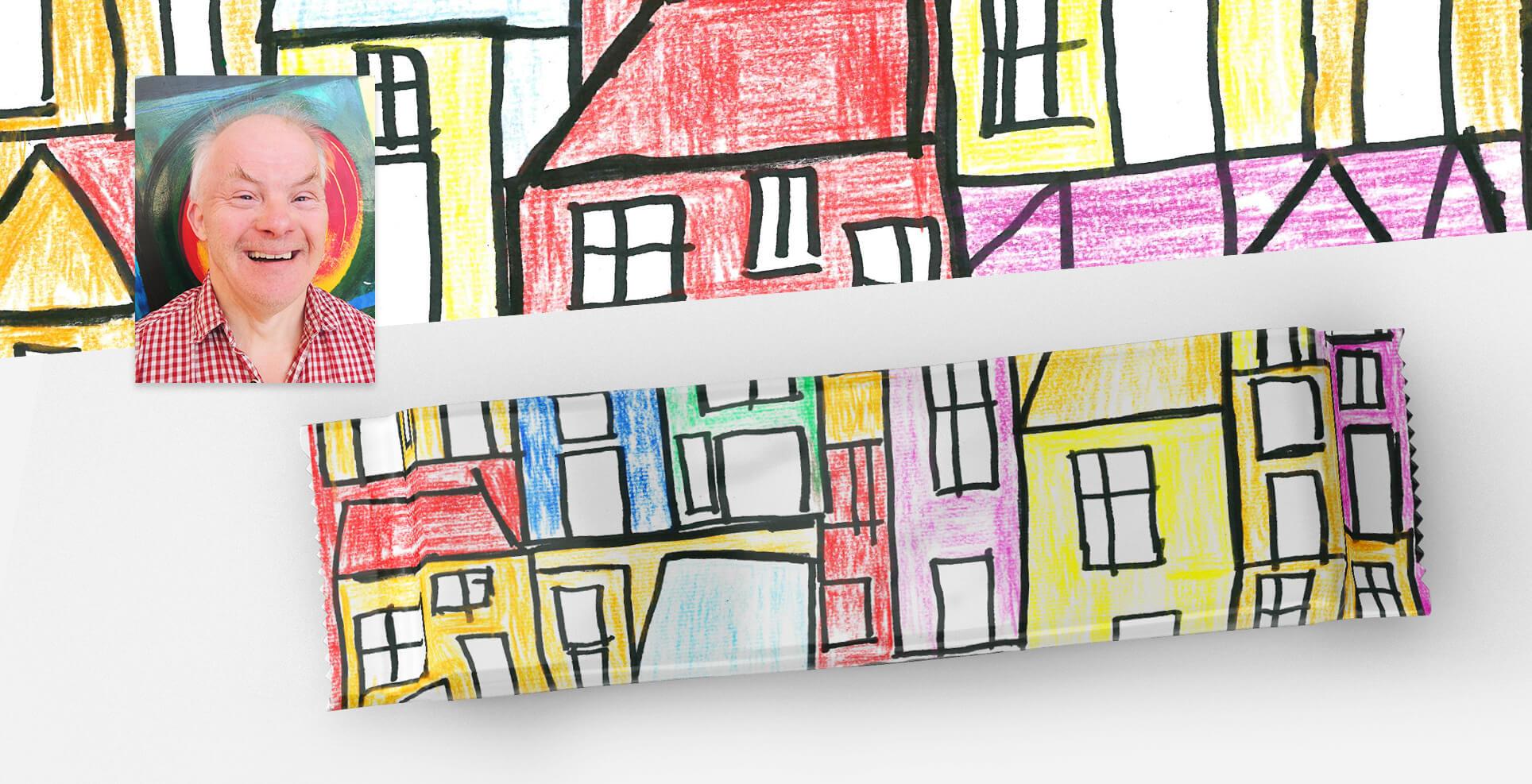 Häuser von Helmuth Posch