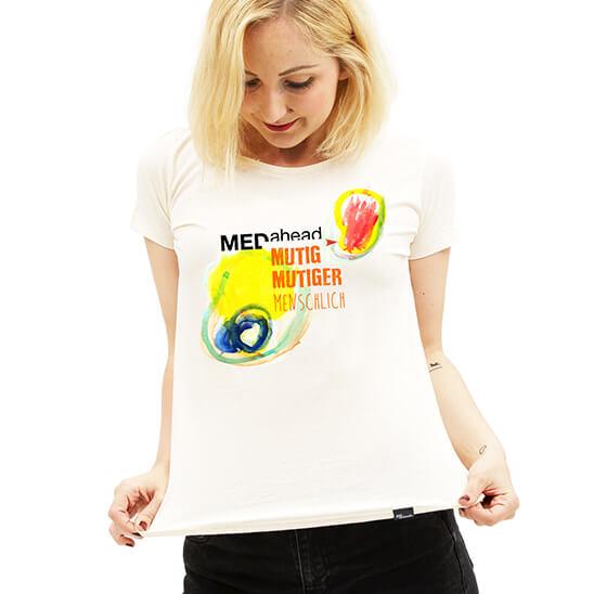 VOI fesch T-Shirt für MEDahead