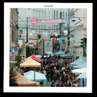 Flohmarkt Neubaugasse