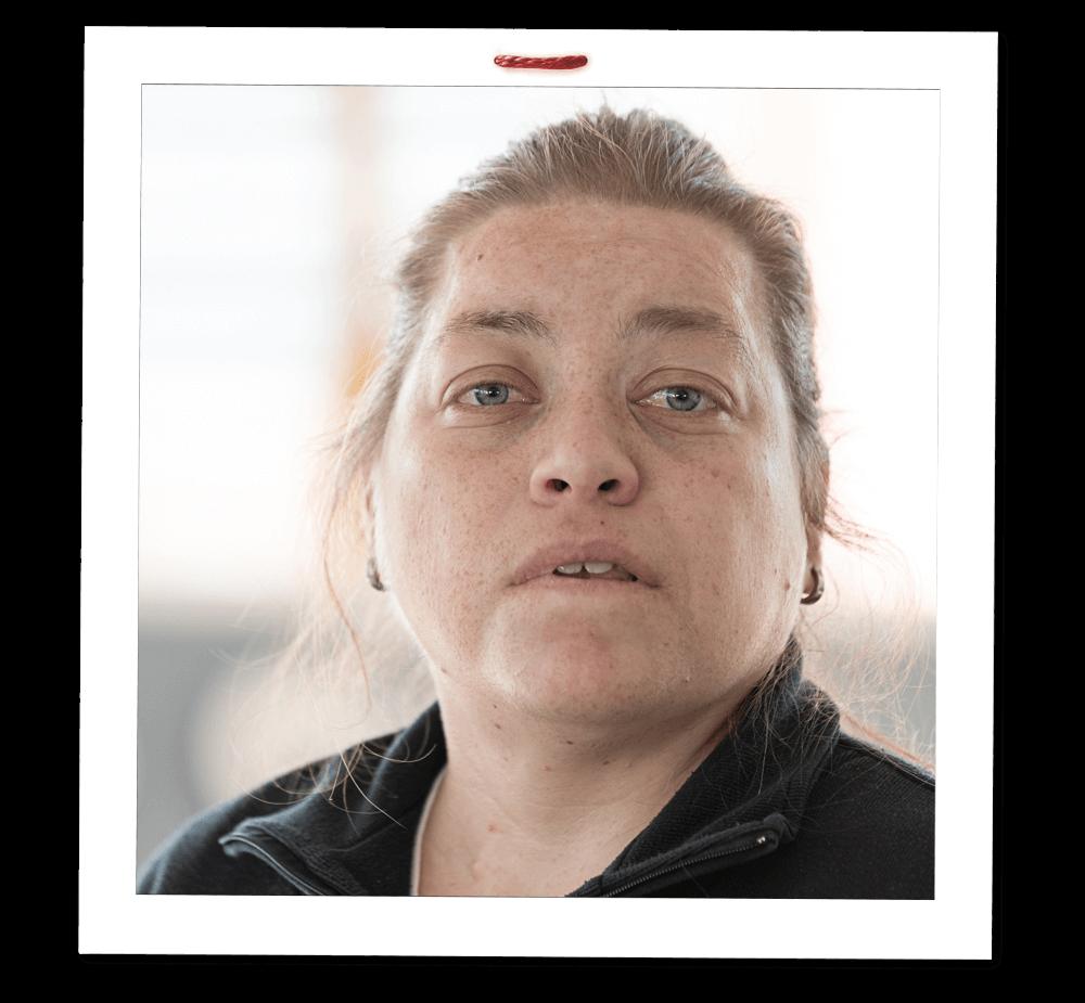 Portraitfoto Claudia Robnig