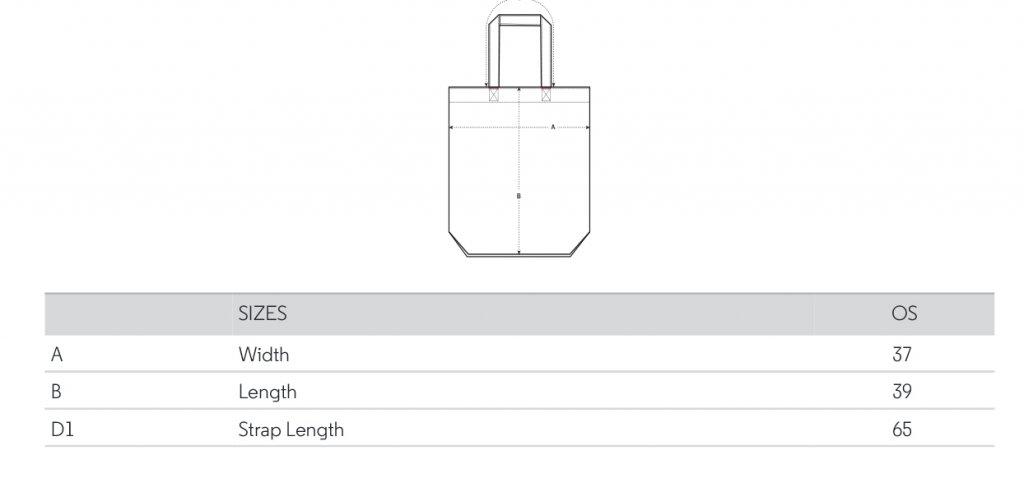 Passform Tasche
