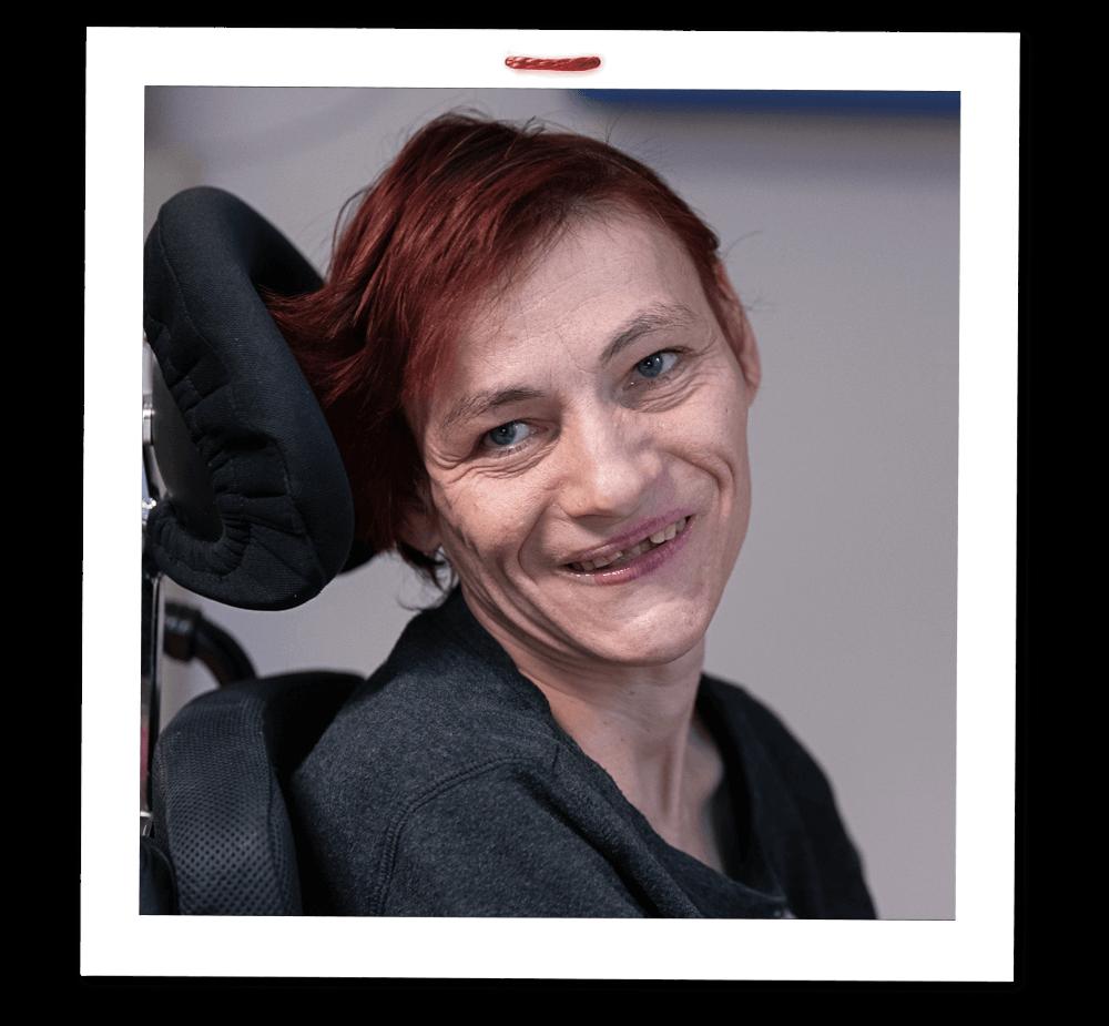 Portraitfoto Michaela Kollarik