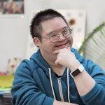 David Cheng denkt nach