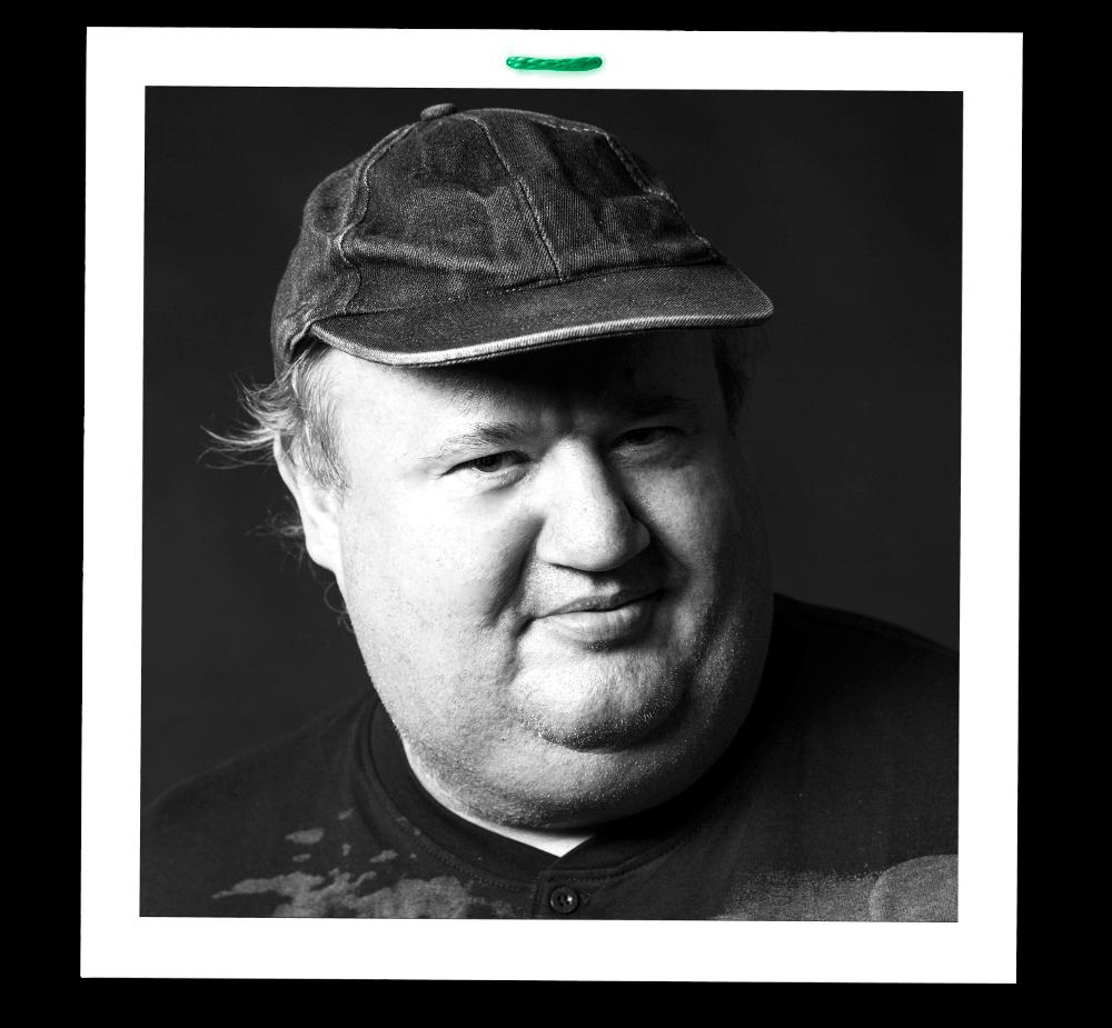 Portrait Hans Dröbl