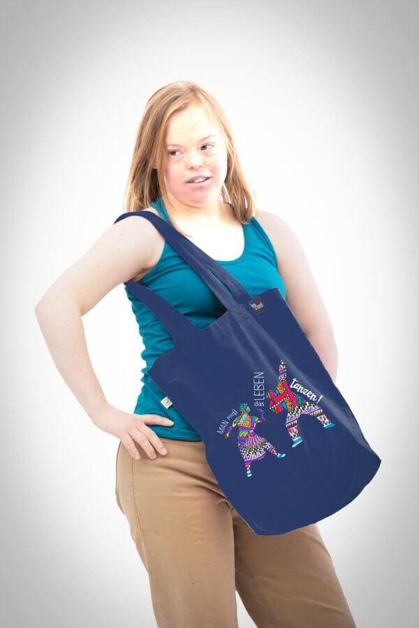 Tanz das Leben Shopping Bag
