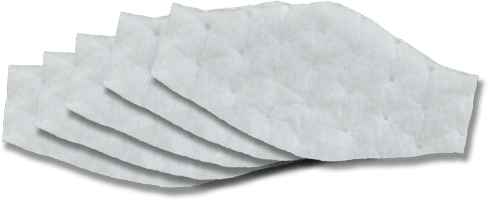 Luftfilter 5 Stück
