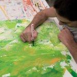Christoph Brunner malt