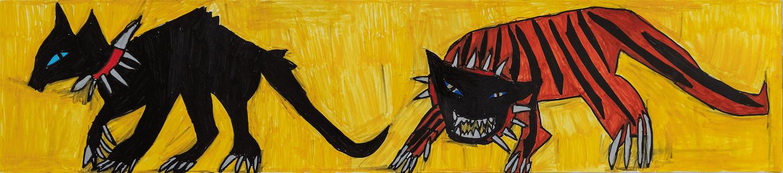 Warrior Cats von WolfGeorg