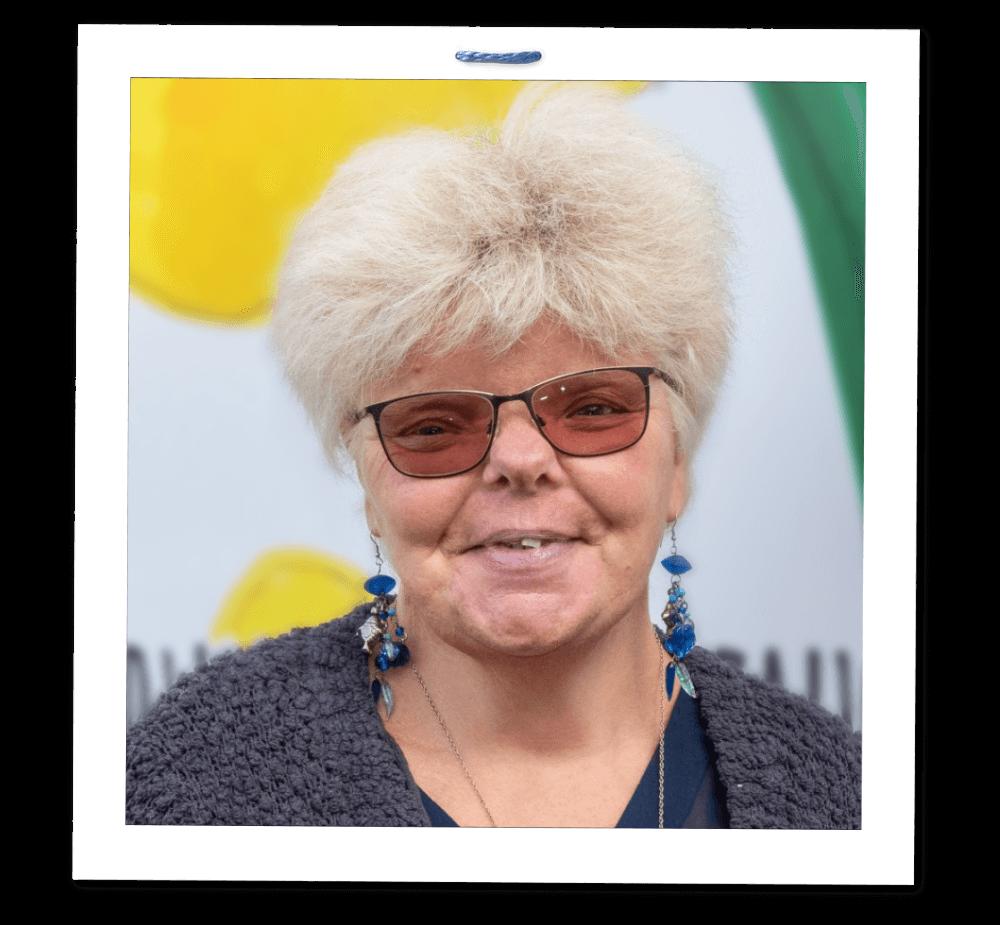 Polaroid Angelika Klaus