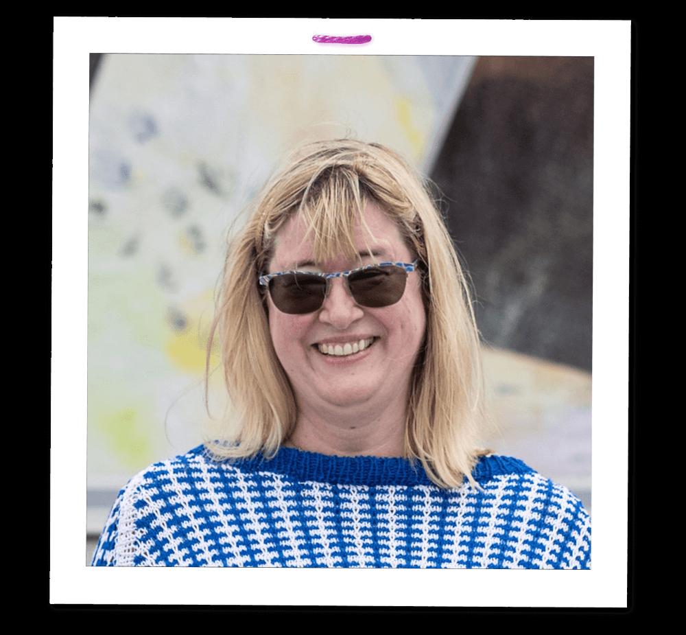 Portrait Brigitte Riedl