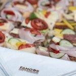 Belegte Brötchen von der inklusiven Cafe Konditorei Famoos