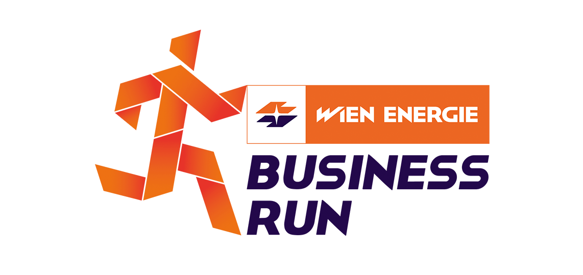 Logo Wien Energie Business Run