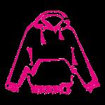 Icon Produktkategorie Kapuzenpullover
