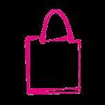 Icon Produktkategorie Tasche