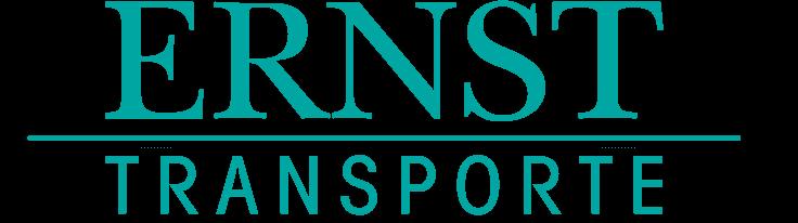 Logo Ernst Transporte