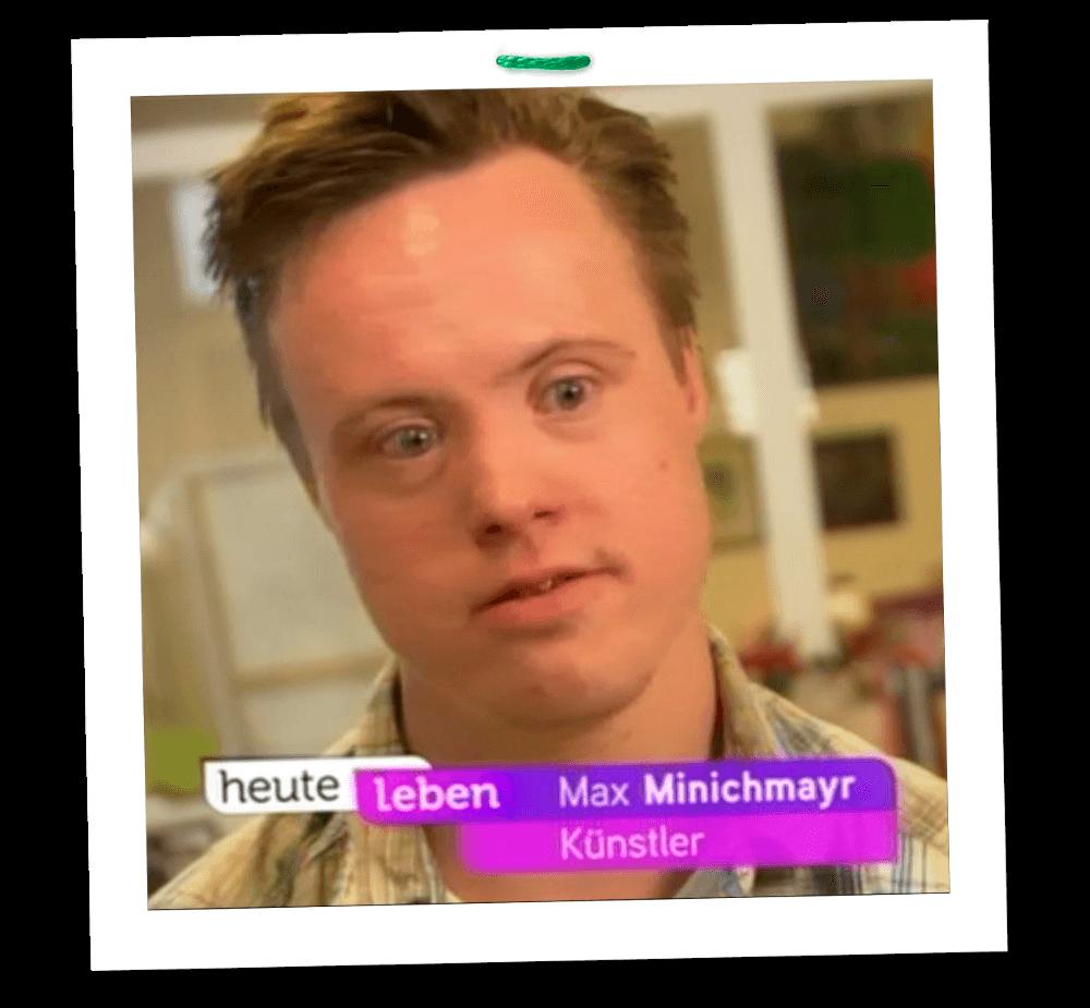 VOI fesch Beitrag Heute Leben ORF, Max Minichmayr