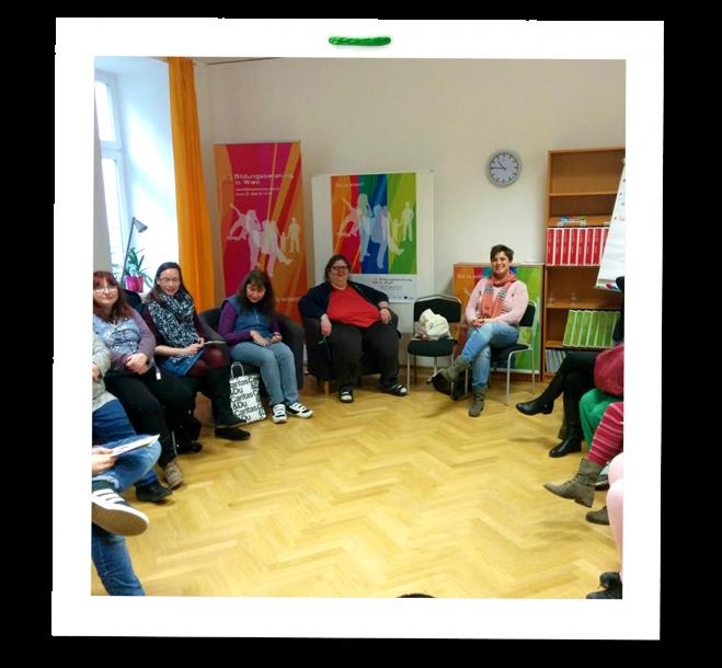 Zu Besuch beim Leicht Lesen Treffen
