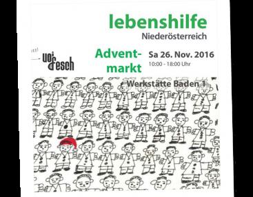 Adventmarkt in Baden