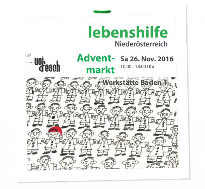 Adventmarkt in Baden